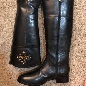 Kieran 35mm riding boot— finni veg leather
